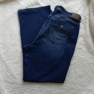 Levi's Bootcut 580 Plus Size 18W Jeans